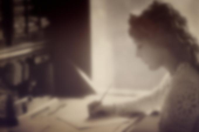 天国へ旅立った愛犬を思い、「天国の神様」へあてた少女が書いた1通の手紙に涙