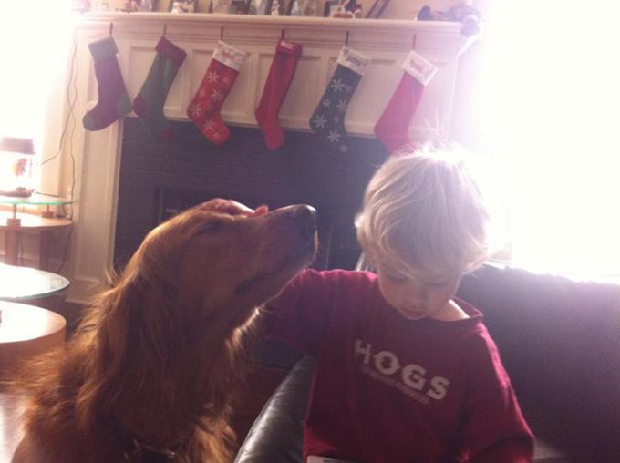 少年と犬の友情11