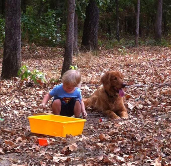 少年と犬の友情7
