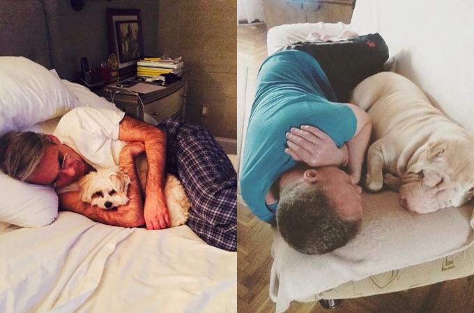 犬を飼うことに反対していたパパたちが、時間とともに分かりやすくメロメロになる様子の写真15選